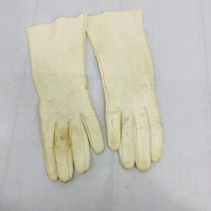 Vintage Leather Driving Gloves Italian 2 Pair